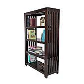 Homescapes Mangat Wide Bookcase