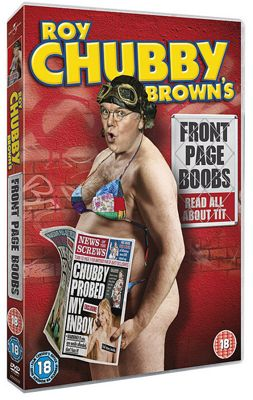 Roy Chubby Brown'S Front Page Boobs (DVD)
