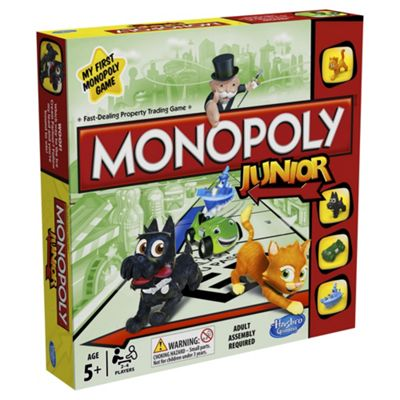 Monopoly Junior Board from Hasbro Gaming