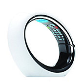 iDECT Eclipse Plus Single Dect Designer Phone - White