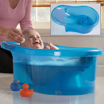 Tippitoes Mini Bath Blue