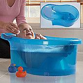 Tippitoes Mini Bath Blue