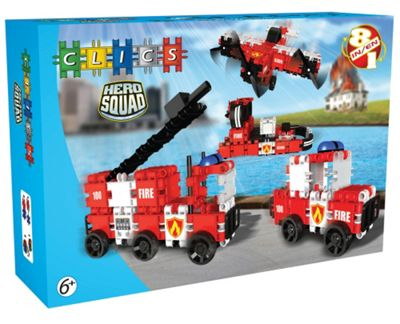 Clics Hero Squad Fire Brigade Box