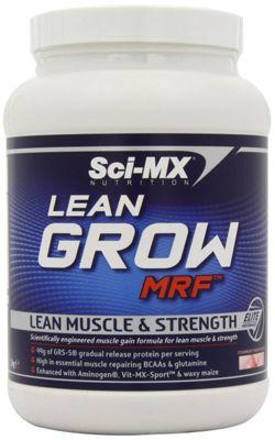 Sci-MX Lean Grow MRF 1kg - Strawberry