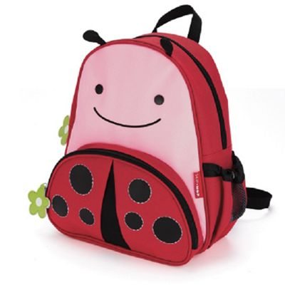 Skip Hop Zoo Kids' Backpack, Ladybug