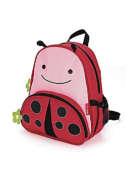 Skip Hop Zoo Kids' Backpack, Ladybug