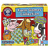 Orchard Farm Games Collection