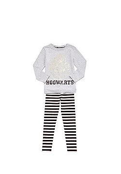 Warner Bros. Harry Potter Hogwarts Pyjamas - Grey