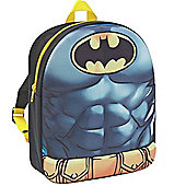 Batman 'Power' 3d Eva School Bag Rucksack Backpack