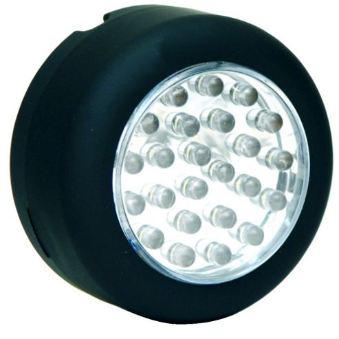 24-LED Magnetic Lamp with Hook