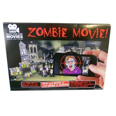 Paladone Zombie Movie Making Kit
