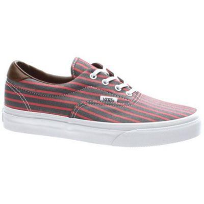 Vans Era 59 (Stripes) Pink/True White Shoe UC6C4I