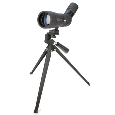 Danubia 538220 Target 50 10-30x50 Zoom Spotting Scope with Tripod