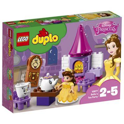 Lego Duplo Disney Princess Belle'S Tea Party 10877