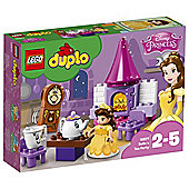 Lego Duplo Disney Princess Belle'S Tea Party 10877