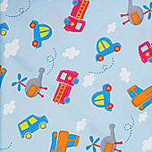 BreathableBaby Pocket Swaddles Fashion Collection in Beep Beep