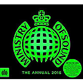 The Annual 2016 (3CD)
