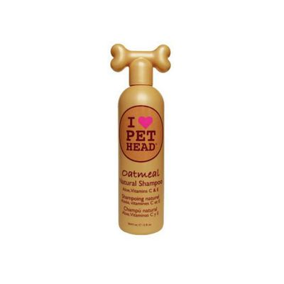 Pet Head Oatmeal Shampoo 355ml