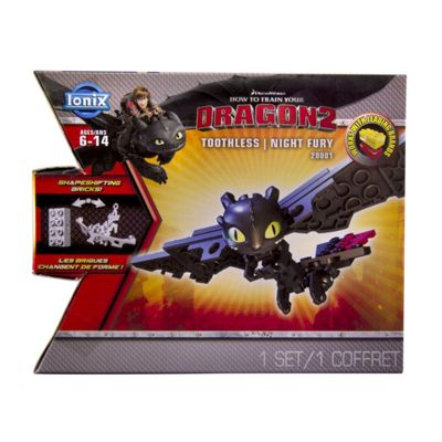 Ionix DreamWorks How To Train Your Dragon 2 Toothless