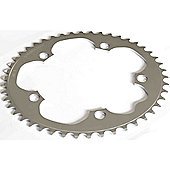 Stronglight 5-Arm/130mm Track Chainring: 46T.