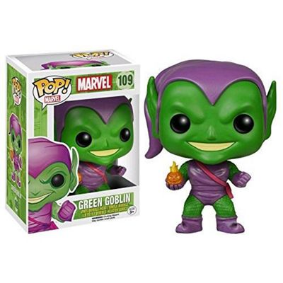 Marvel Green Green Goblin Exclusive Funko Pop! Vinyl Bobble-Head Figure 109