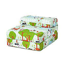 Ready Steady Bed Le Farm Single Fold Out Chair Bed