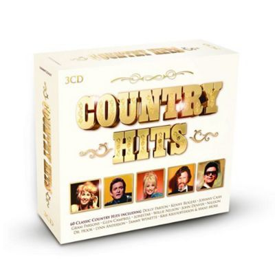 Country Hits (3CD)