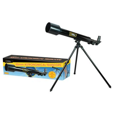 National Geographic 50mm Astronomical Telescope
