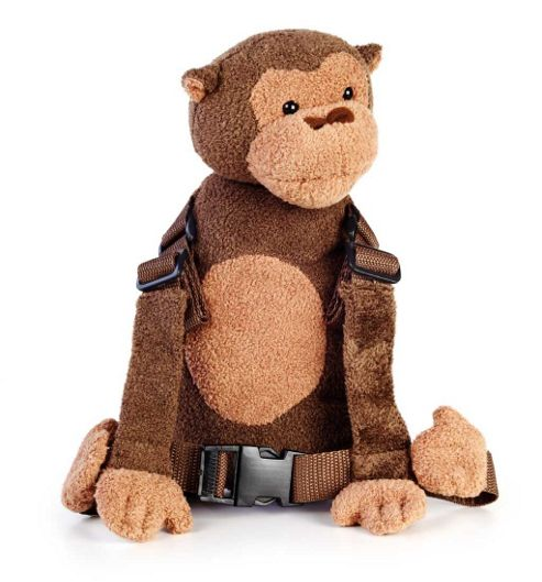 Goldbug Harness Buddy Reins - Monkey