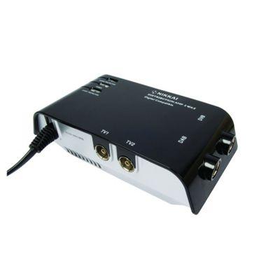 Nikkai 2 Output Aerial Signal Amplifier Digital Bypass