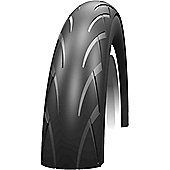 Schwalbe Kid Plus Pushchair Tyre: 12 x 1.75 Black Wired. HS 413, 47-203, Active Line, PunctureGuard