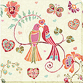 Birds of Paradise Children's Canvas 1