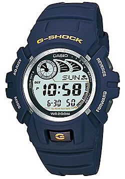 Casio G-Shock Unisex Rubber Chronograph Watch G-2900F-2VER
