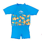 Konfidence Baby Floatsuit Clownfish 1 to 2 Years