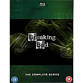 Breaking Bad Complete Boxset (Blu-ray)