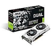 ASUS GeForce GTX 1070 DUAL OC 8GB GDDR5 Graphics Card