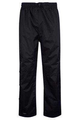 Mountain Warehouse Downpour Mens Waterproof Trousers Long Leng ( Size: S )