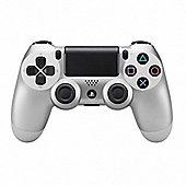 Sony PS4 Official DualShock 4 Controller V2 - Silver