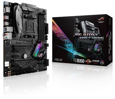 Asus ROG STRIX B350-F GAMING Desktop Motherboard