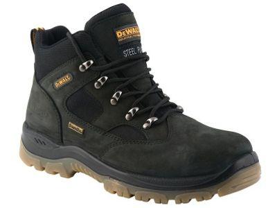 DeWALT Sympatex, Men's Safety Boots, Black (Black Challenger 3), 7 UK (41 EU)