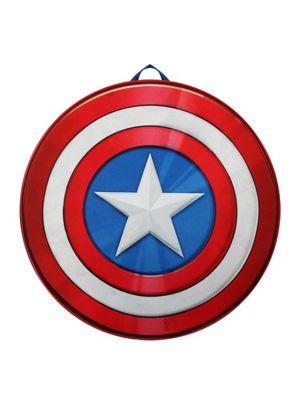 Captain America Shield Mini Backpack 35x35cm