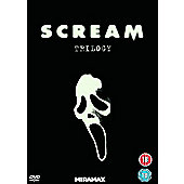 Scream Trilogy DVD