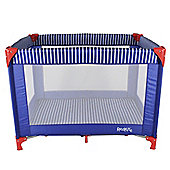 Red Kite Sleep Tight Travel Cot (Ships Ahoy)