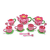 Melissa and Doug Sunny Patch Butterfly Tea Set