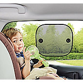 BabyDan Window Cling Sunshades, Pack of 2
