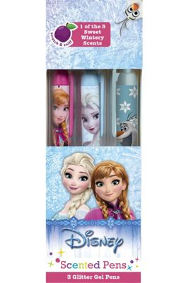 Disney Frozen Glitter Gel Smens (3 Pack)