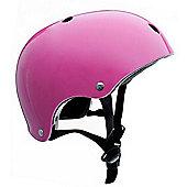 SFR Essentials Fluo Pink Helmet