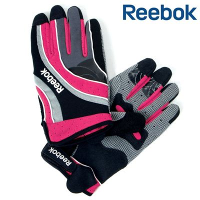 Reebok Reebok Womens Bike Gloves Large