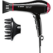 Bosch PHD7962GBA Classic Coiffeur 2500W Black / Pink Salon Hair Dryer
