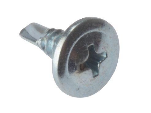 Forgefix Drywall Screw Wafer Head Self Drill TFT ZP 4.2 x 13mm Bulk 1000